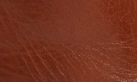 Brandy Tan Leather swatch image