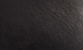 Black Albany Leather swatch image