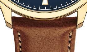 Cognac/ Blue/ Gold swatch image
