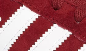 Collegiate Burgundy/ White swatch image