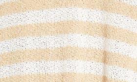 Oatmeal Even Stripe swatch image