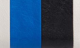 Bleu/ Blanc/ Noir swatch image