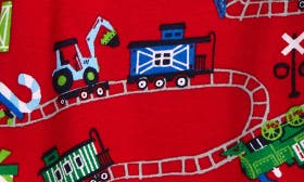 Magical Christmas Train swatch image