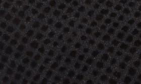 Black/ Grey Leather swatch image