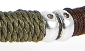 Khaki/ Black/ Silver swatch image