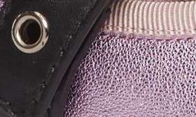 Metallic Pink Leather swatch image