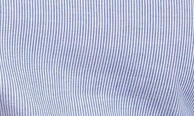 Blue Dark- Ivory Stripe swatch image