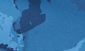 Deep Ocean Print swatch image