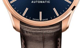 Brown/ Blue/ Rose Gold swatch image