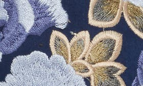 Navy/ Blue Multi Embroidery swatch image