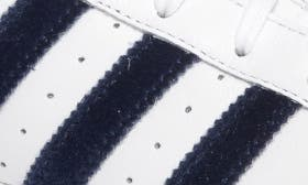 White/ White/ Collegiate Navy swatch image