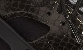 Black/ Metallic Pewter/ White swatch image