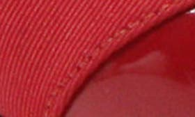 Red/ Red Fabric swatch image