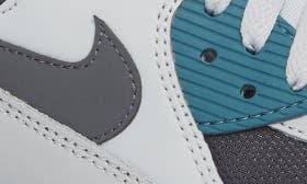 Pure Platinum/ Cool Grey/ Aqua swatch image