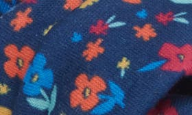 Navy Multi Floral swatch image