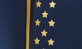 Navy/ Gold Stars swatch image