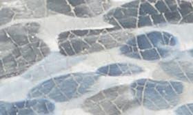 Light Grey/ Blue Fabric swatch image
