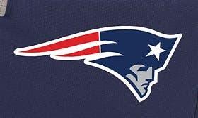 New England Patriots/ Blue swatch image