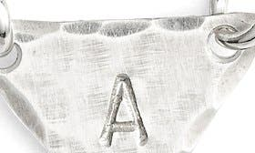 Sterling Silver A swatch image