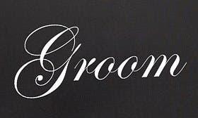 Groom Black swatch image