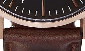 Brown/ Rose Gold/ Black swatch image