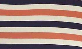 Orange/ Navy swatch image