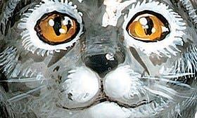 Grey American Shorthair swatch image