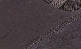 Anthracite/ Old Rose Suede swatch image