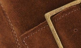 Wood Oiled Suede swatch image