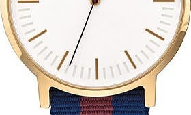 Red/ White/ Blue/ Gold swatch image