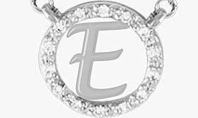 White Gold - E swatch image