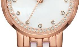 Blush/ Pink/ Rose Gold/ Mop swatch image