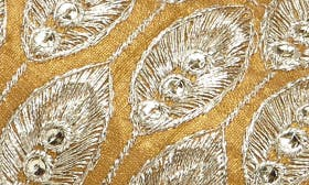 Mustard Fabric/ Mustard Suede swatch image