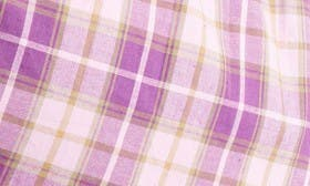 Lilac Plaid swatch image