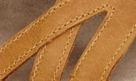 Dune Nubuck Leather swatch image