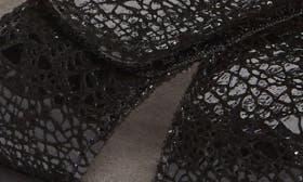 Black Crash Leather swatch image