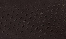 Black/ Grey Nubuck Leather swatch image