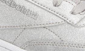 Silver Metallic/ Grey/ White swatch image