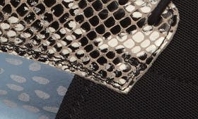 Piton Boa Print Leather swatch image
