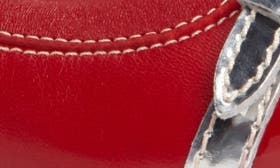 Scarlet Leather swatch image