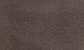 Charcoal Nubuck Leather swatch image