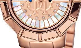 Rose Gold/ Blue Mop/ Rose Gold swatch image
