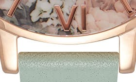 Mint/ Floral/ Rose Gold swatch image