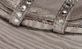 Gunmetal Metallic Fabric swatch image