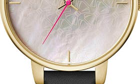 Black/ Mother Of Pearl/ Gold swatch image