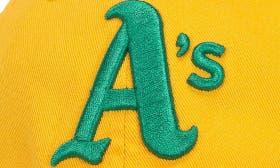 Oakland Athletics swatch image