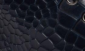 Navy Croc swatch image