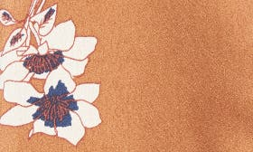 Bronze Floral swatch image