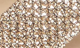 Gold Sparkle Mesh swatch image