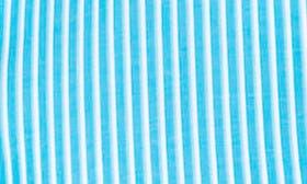 Blue / White Stripe swatch image